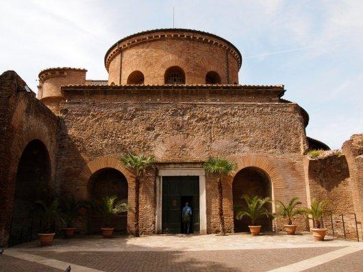 Iglesia de Santa Constanza 1