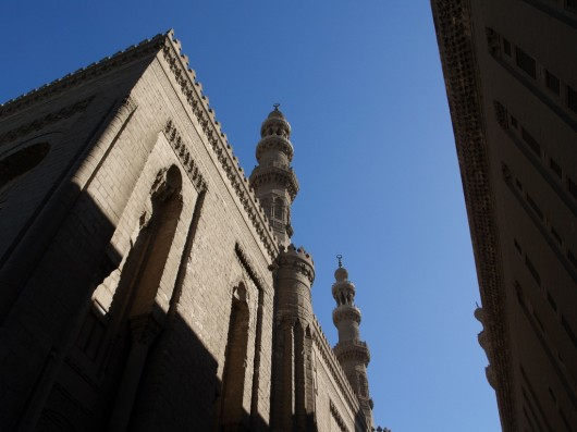 Mezquita del Sultan Hasan 1