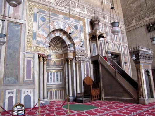 Mezquita del Sultan Hasan 2