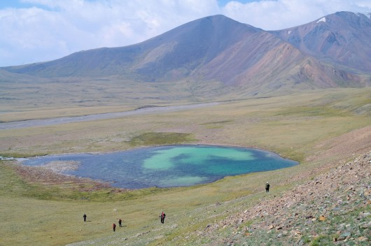 Parque Altai Tavan Bogd 3