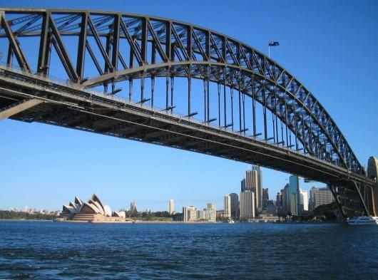 Puente de la Bahia de Sidney 1