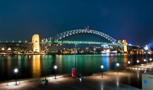 Puente de la Bahia de Sidney 3
