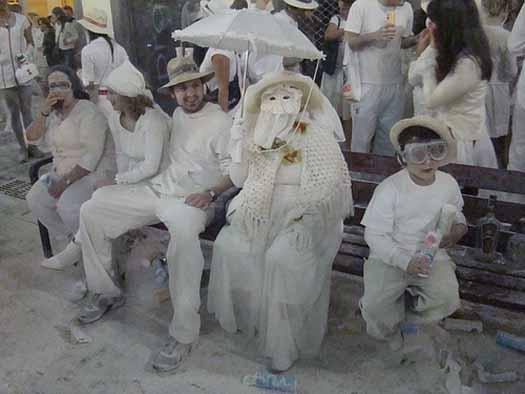 fiesta indianos