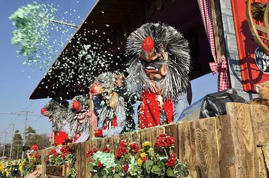 carnaval basilea