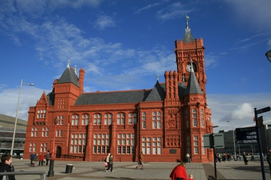 Edificio Pierhead 2