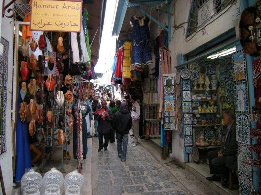 Medina de Tunez 5