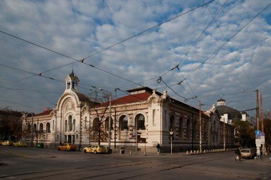 Mercado Central de Sofia 1