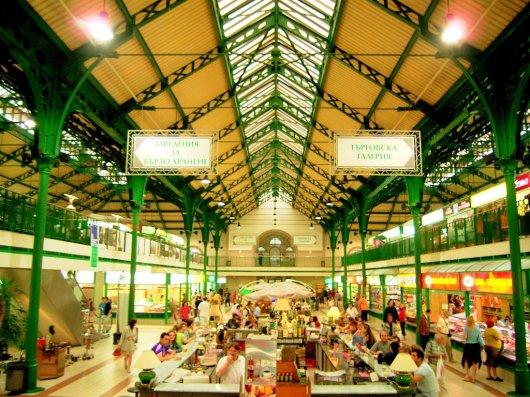 Mercado Central de Sofia 2