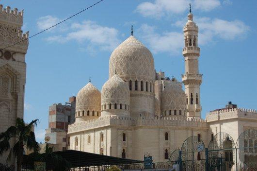 Mezquita Abu el-Abbas el-Mursi 1