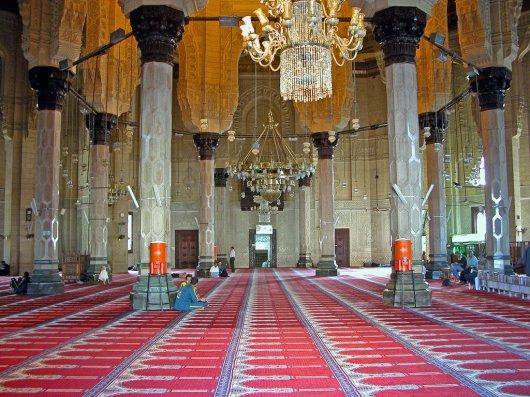 Mezquita Abu el-Abbas el-Mursi 4