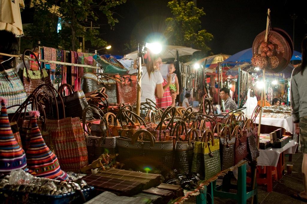 La Vida Nocturna De Chiang Mai Ser Turista