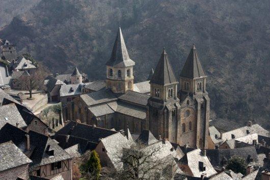 Abadia de Sainte Foy 1