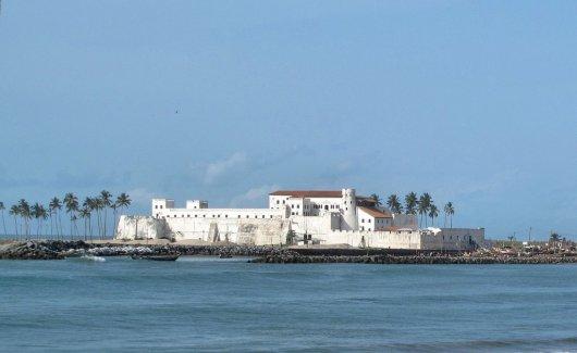 Castillo de Elmina 1