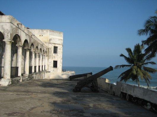 Castillo de Elmina 2