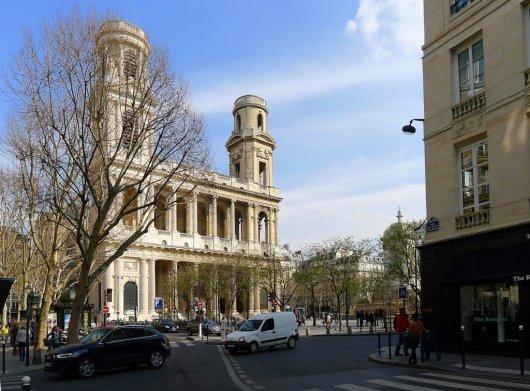 Iglesia de Saint Sulpice 1