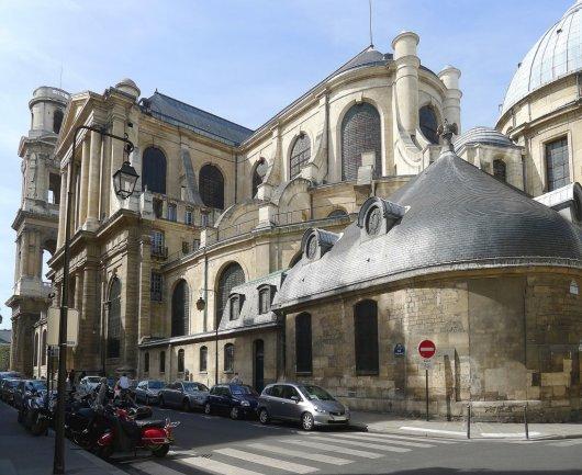 Iglesia de Saint Sulpice 2