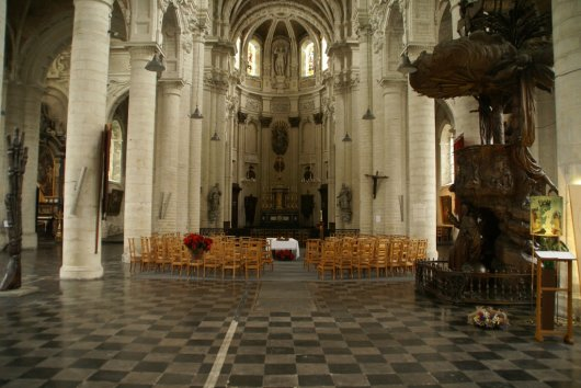 Iglesia de San Juan Bautista de Beguinage 2