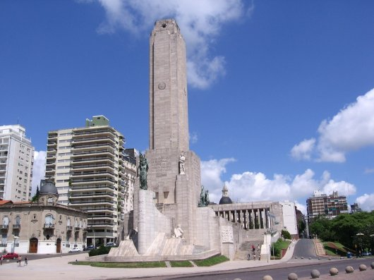 Monumento Nacional a la Bandera 1