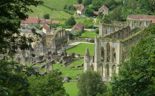 Abadia de Rievaulx 1