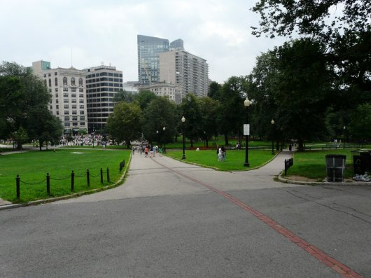 Boston Common 1