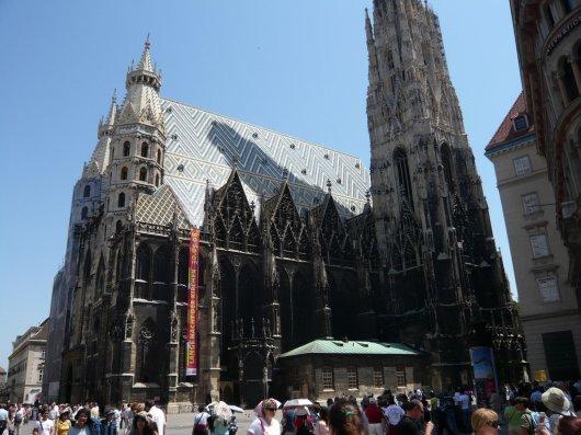 Catedral de San Esteban en Viena 1