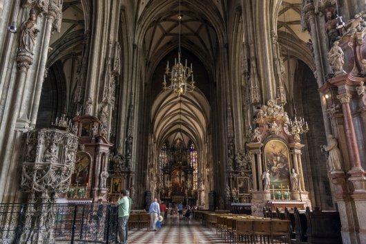 Catedral de San Esteban en Viena 3