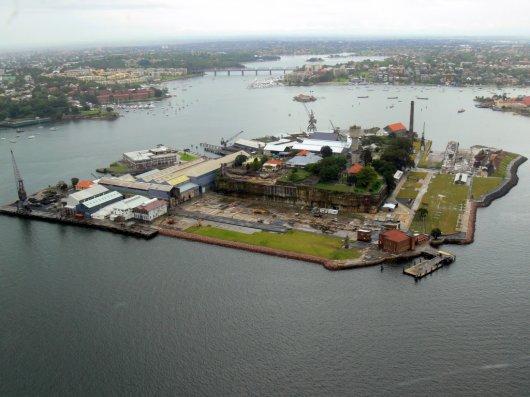 Isla Cockatoo 1