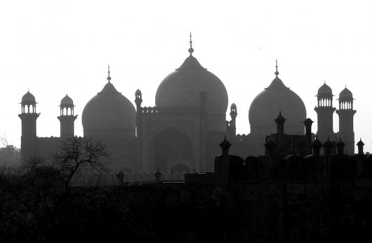 Mezquita Badshahi 2
