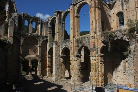 Abadia de Alet les Bains 2