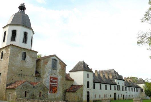 Abadia de Escaladieu 1