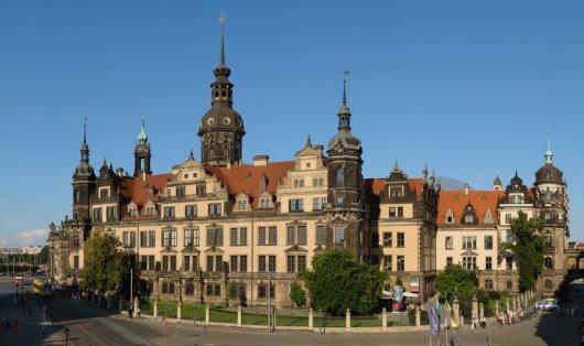 Castillo de Dresde 1