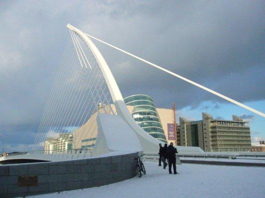 Puente Samuel Beckett 2