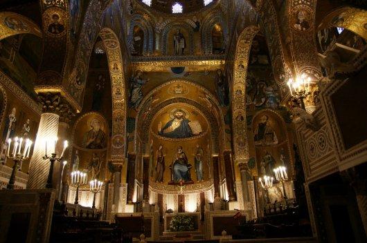 Capilla Palatina de Palermo 1