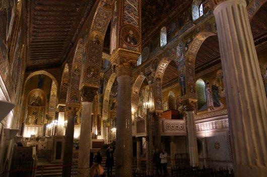 Capilla Palatina de Palermo 6