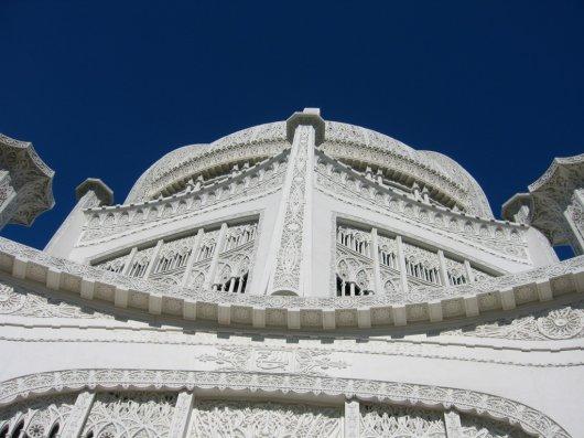 Casa de Adoración Baha'i de Wilmette 2
