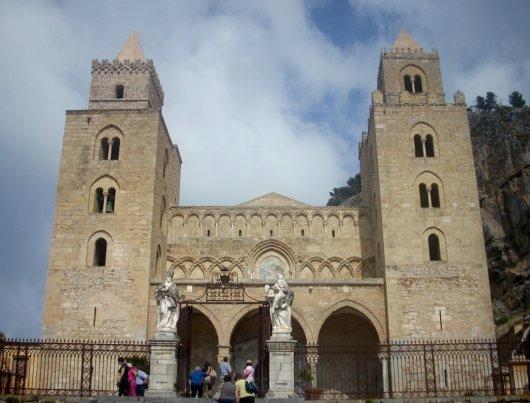 Catedral de Cefalu 2