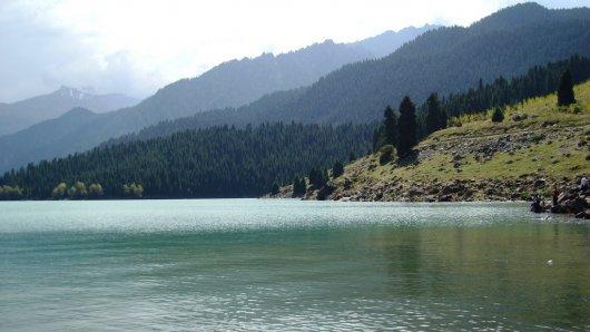 Lago del Cielo 4