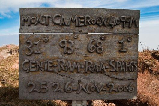 Monte Camerun 5