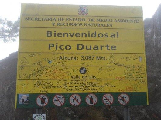Pico Duarte 5