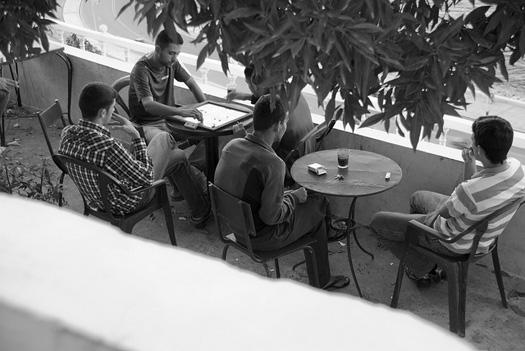 Té en Hafa Café
