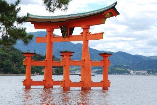 Altar Itsukushima 1