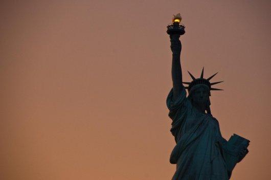 Reapertura Estatua de la Libertad 5