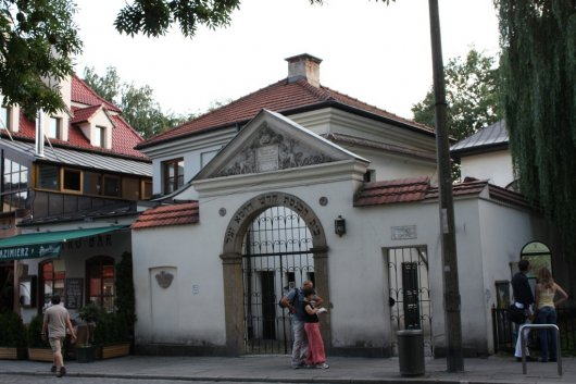 Sinagoga de Remuh 1