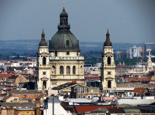 Basilica de San Esteban en Budapest 1