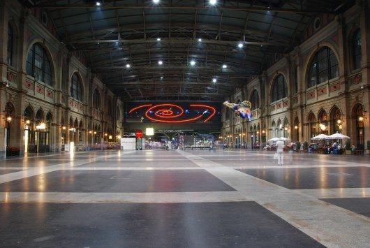 Estacion Central de Zurich 2