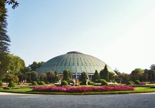 Jardines del Palacio de Cristal 1