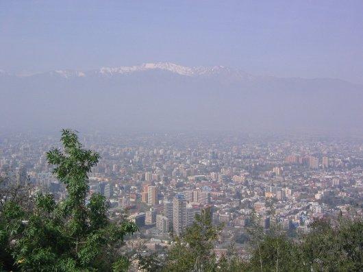 Parque Metropolitano de Santiago 1