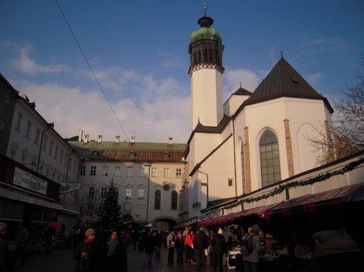 hofkirche innsbruck 1