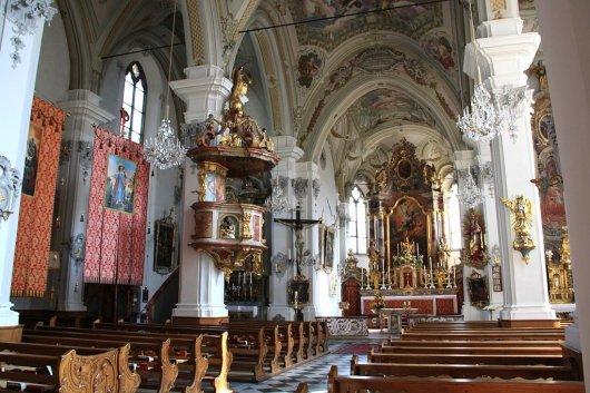 Basilica de Absam 2