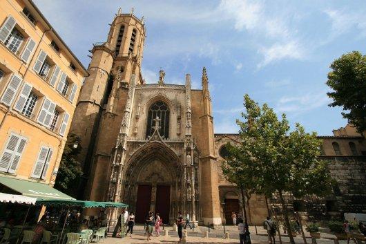 Catedral de Aix 1